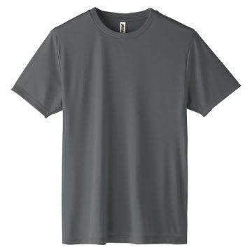 インターロックドライTシャツ187.ダークグレー
