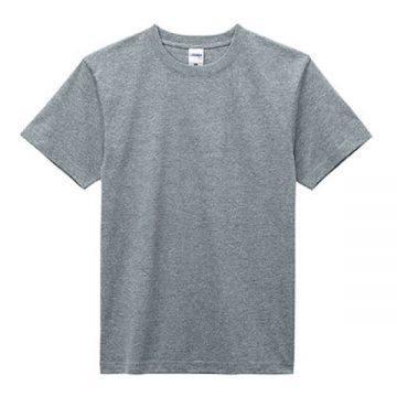 ヘビーウエイトTシャツ22.チャコールグレー