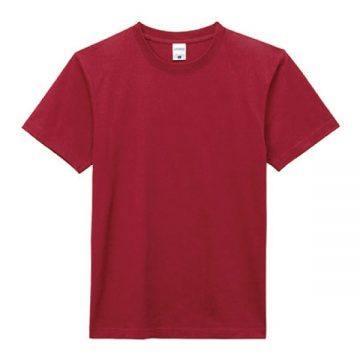 ヘビーウエイトTシャツ23.バーガンディー