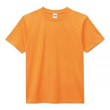 ヘビーウエイトTシャツ43.ネオンオレンジ
