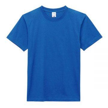 ヘビーウエイトTシャツ7.ロイヤルブルー
