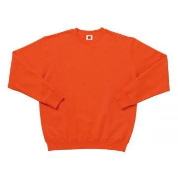 カジュアルトレーナー13.オレンジ