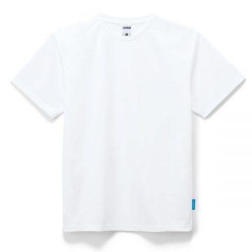 4.6オンスTシャツ15.ホワイト