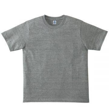 7.1オンスTシャツ2.杢グレー