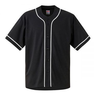 4.4オンスドライベースボールシャツ4001.ネイビー/ホワイト