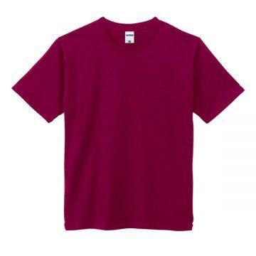 スラブTシャツ23.バーガンディ(臙脂)