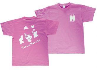 オリジナルデザインTシャツのプリント