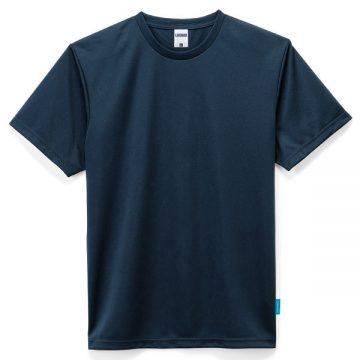 4.6オンスTシャツ8.ネイビー