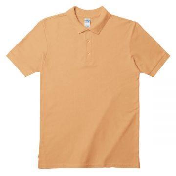アダルトダブルピケポロシャツ03C.イエローヘイズ