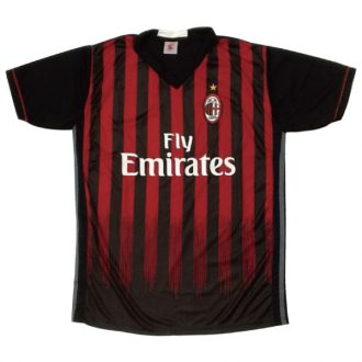 ACミランサッカーシャツ