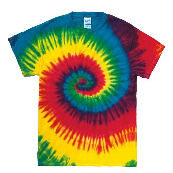 TD1000 Rainbow&Multicolor Tee reactive rainbow