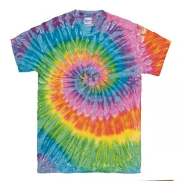 Rainbow&Multicolor Teesaturn