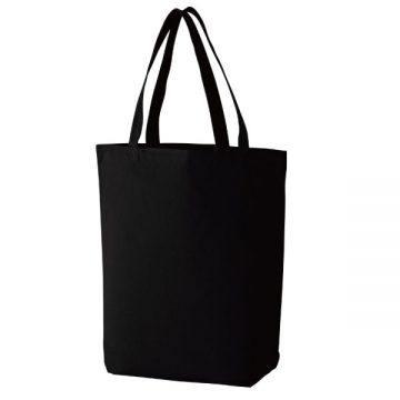 スタンダードキャンバストートバッグ(Lサイズ)005.ブラック
