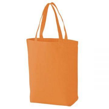 スタンダードキャンバストートバッグ(Lサイズ)015.オレンジ
