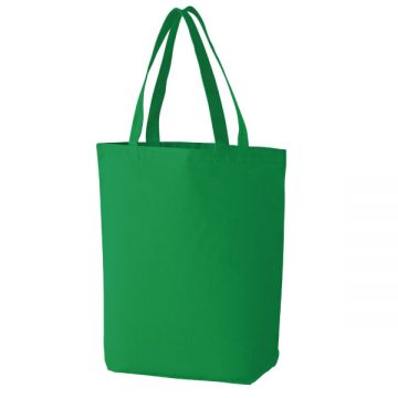 スタンダードキャンバストートバッグ(Lサイズ)025.グリーン