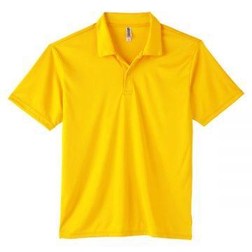 3.5オンスインターロックドライポロシャツ165.デイジー