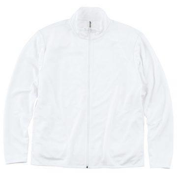 ドライジップジャケット001.ホワイト