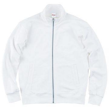 スタンダードジップジャケット001.ホワイト