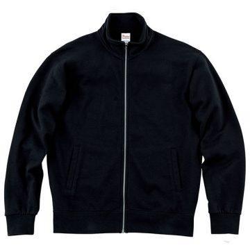 スタンダードジップジャケット005.ブラック