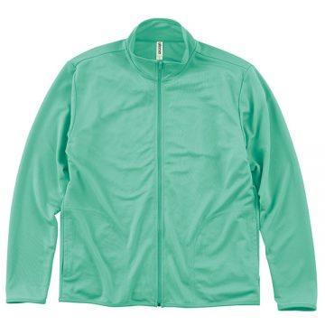 ドライジップジャケット026.ミントグリーン