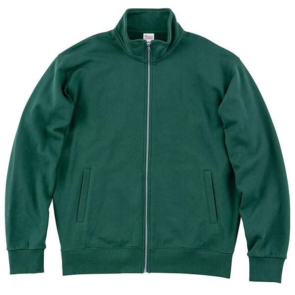 スタンダードジップジャケット190アイビーグリーン