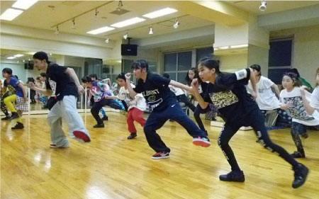 ダンススクール2