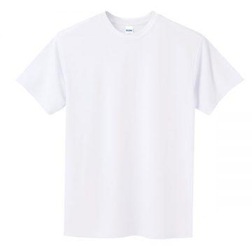 4.6オンスパフォーマンスドライTシャツ000C.ホワイト