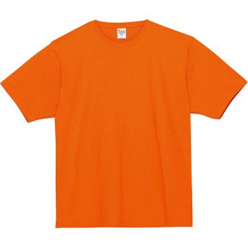 スーパーヘビーTシャツ015.オレンジ
