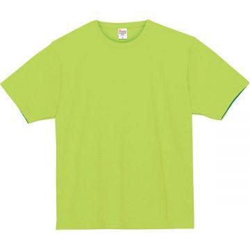 スーパーヘビーTシャツ024.ライトグリーン