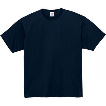 スーパーヘビーTシャツ031.ネイビー