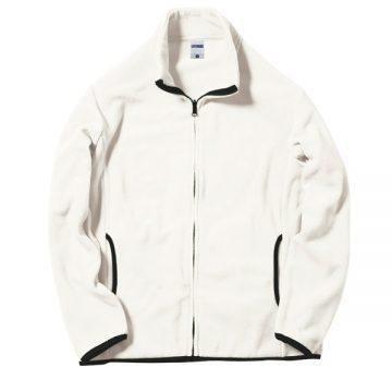 フリースジャケット15.オフホワイト