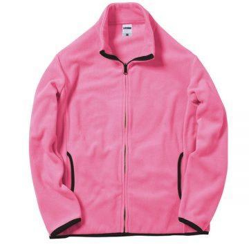 フリースジャケット19.ピンク