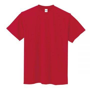 4.6オンスパフォーマンスドライTシャツ200C.スポーツスカーレットレッド