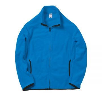フリースジャケット26.ターコイズ