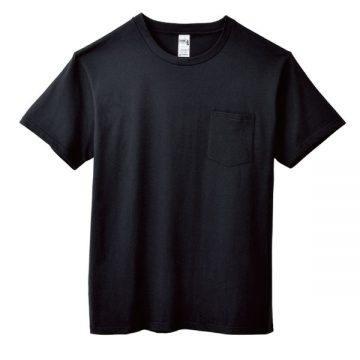 6.1オンスハンマーポケットTシャツ426c.ブラック