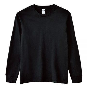6.1オンスハンマー長袖Tシャツ426c.ブラック
