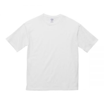 ビッグシルエットTシャツ001.ホワイト