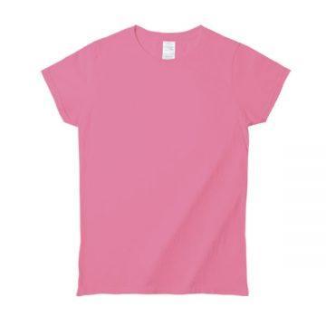 プレミアムコットンジャパンスペックレディースTシャツ2045C.アザレア