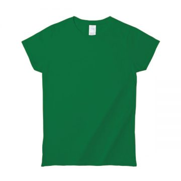 プレミアムコットンジャパンスペックレディースTシャツ2252C.アイリッシュグリーン