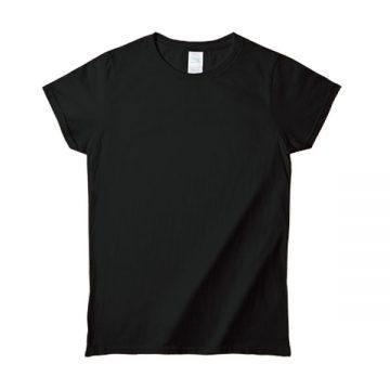 プレミアムコットンジャパンスペックレディースTシャツ426C.ブラック