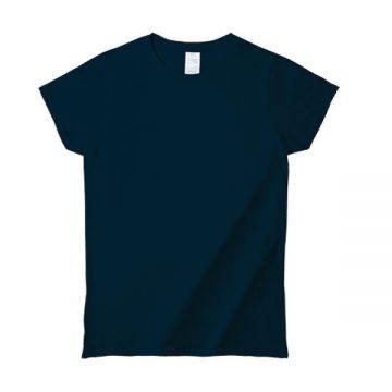 プレミアムコットンジャパンスペックレディースTシャツ533C.ネイビー