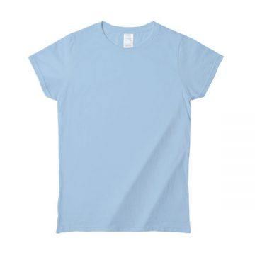 プレミアムコットンジャパンスペックレディースTシャツ543C.ライトブルー