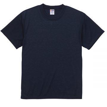 5.6オンスドライコットンタッチTシャツ(ノンブリード)086.ネイビー