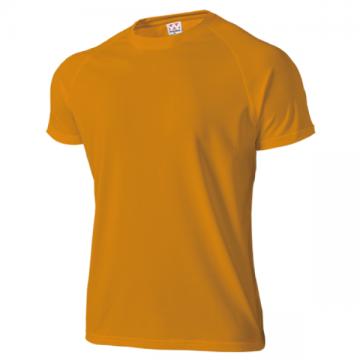 超軽量ドライラグランTシャツ20.ブライトオレンジ