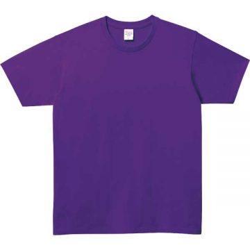 ベーシックTシャツ014.パープル