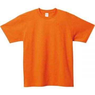 5.8オンスT/CクルーネックTシャツ015.オレンジ