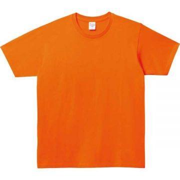 ベーシックTシャツ015.オレンジ