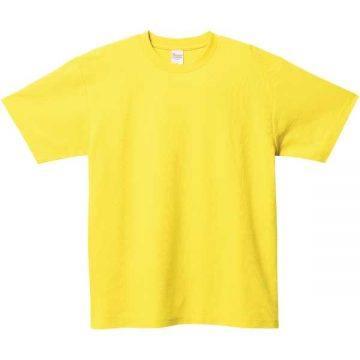 5.8オンスT/CクルーネックTシャツ020.イエロー