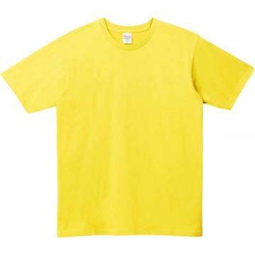 ベーシックTシャツ020.イエロー