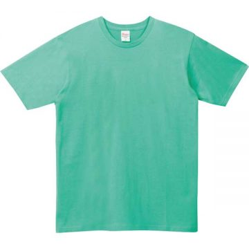 ベーシックTシャツ026.ミントグリーン